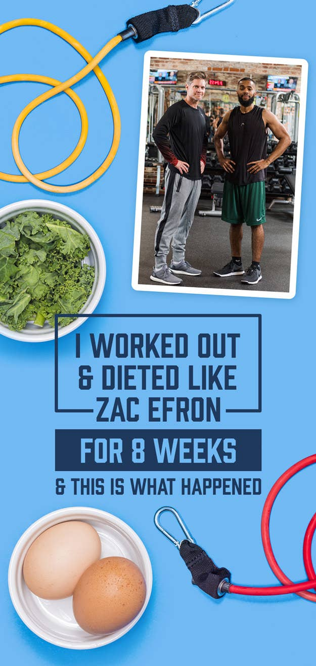 "I Tried Zac Efron's ""Baywatch"" Diet And Workout For Two Months And This Is What Happened"