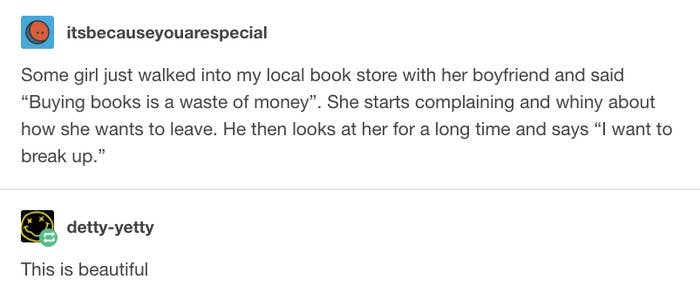 19 Tumblr Posts Book Lovers Will 100% Get