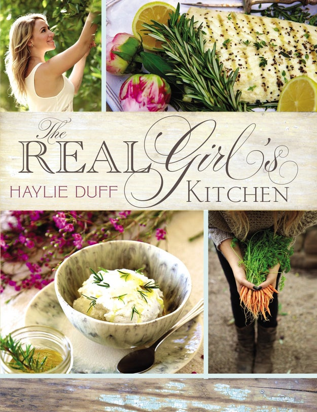 Haylie Duff: The Real Girl's Kitchen