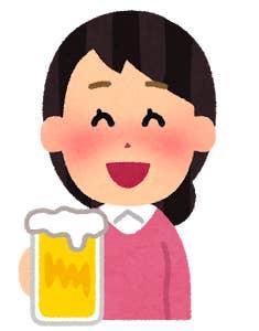 「お酒 いらすとや」の画像検索結果