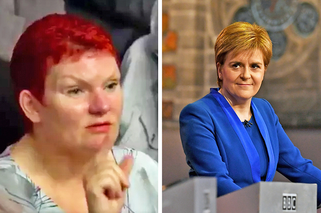 This Nurse Was Abused On Social Media After Criticising Nicola Sturgeon