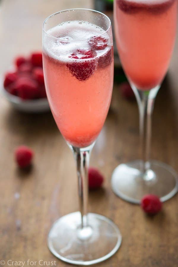 two ingredient champagne punch thatll be the hit of your wedding shower or your celebrating being single night with your best single friend
