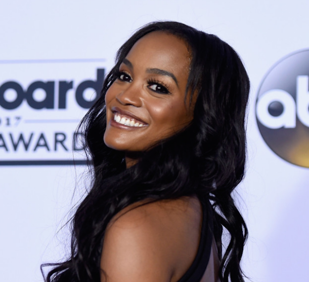 In case you haven't heard, attorney Rachel Lindsay is making history on The Bachelorette this season as the show's first black lead. Her first episode aired on Monday night.