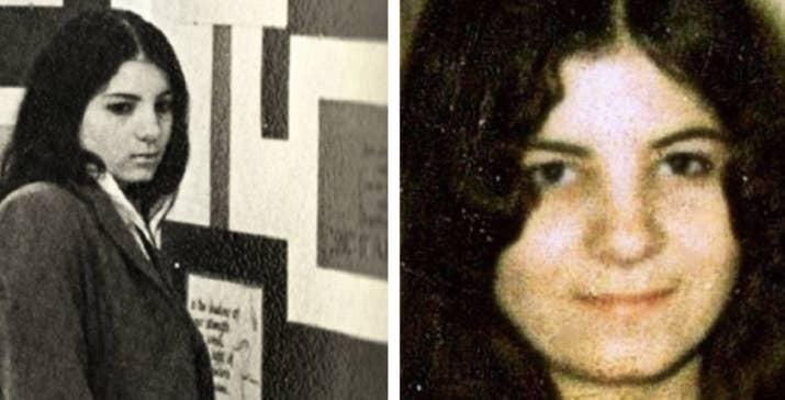 En 1972, en Springfield (Nueva Jersey), una chica de 16 años desapareció hasta que unas semanas después un perro llevó su antebrazo derecho a su dueño. Varios testigos afirmaron que su cuerpo se hallaba rodeado de objetos de ocultismo y sobre un pentáculo, pero las autoridades negaron esta declaraciones.—therblig