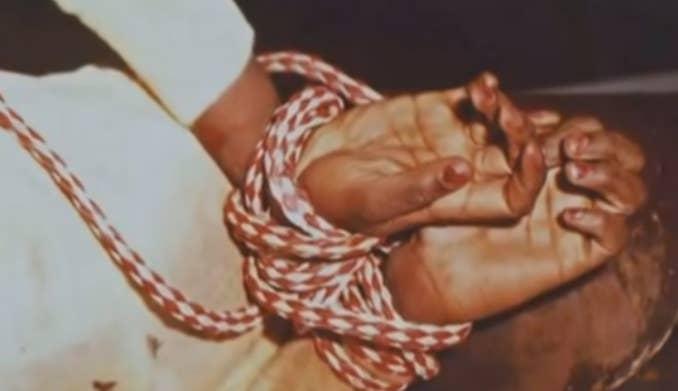 En febrero de 1983, una niña afroamericana, de unos ocho años de edad, fue violada y decapitada. Su cuerpo se halló días después en un edificio de departamentos abandonado. Su cabeza nunca se encontró ni tampoco la gente que se lo hizo. Lo peor es que ya pasaron 30 años y aún no sabemos quién era ella.—Lindsay Brown, Facebook