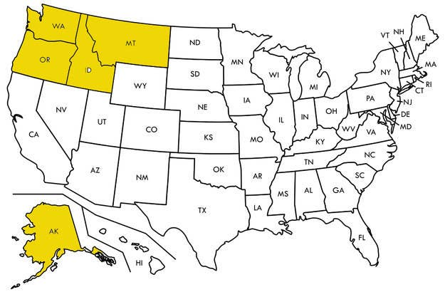 What Part Of The United States Do You Really Belong In - Is florida part of the united states