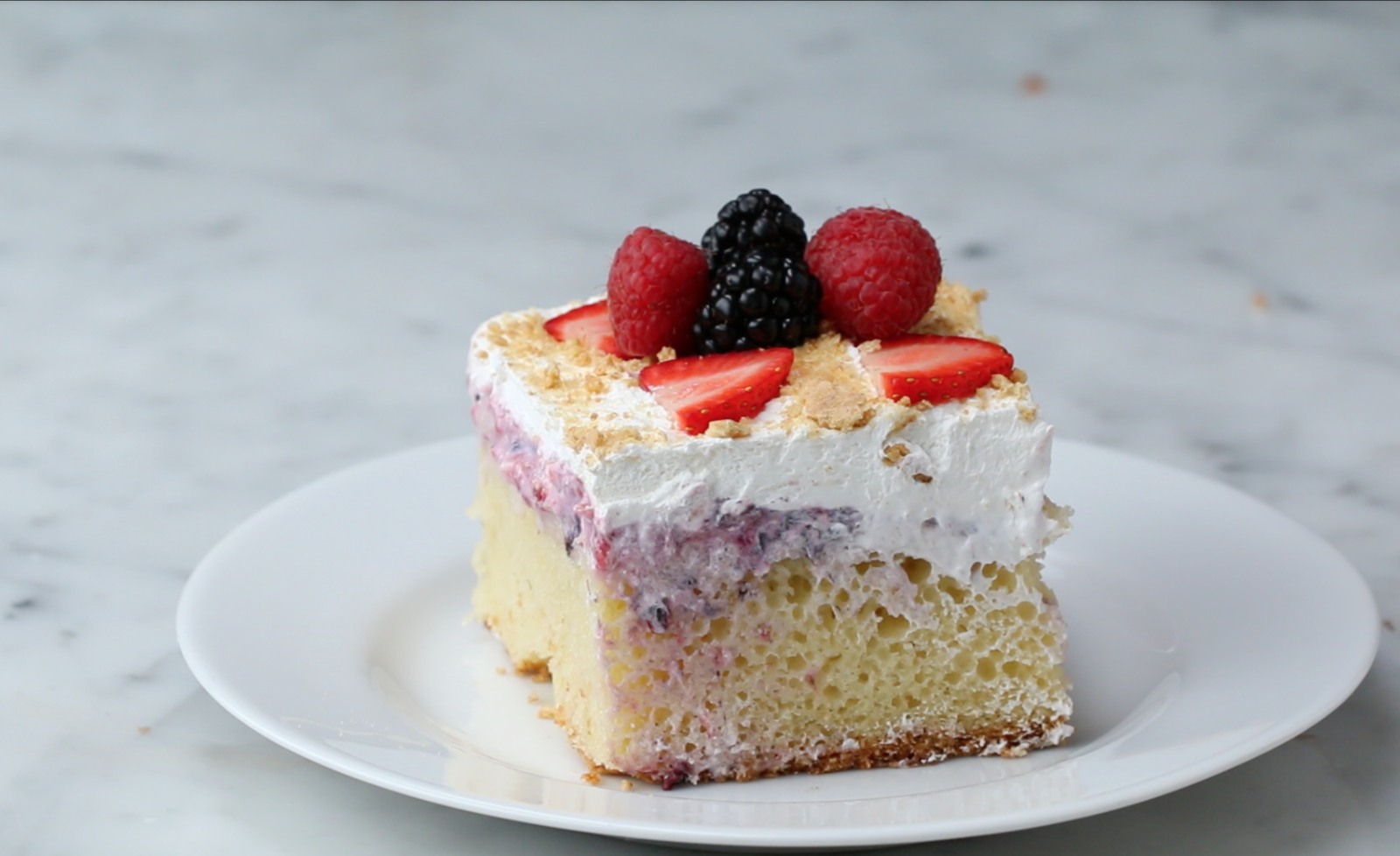 Poke Cakes Are The New Thing And You Gotta Make One ASAP