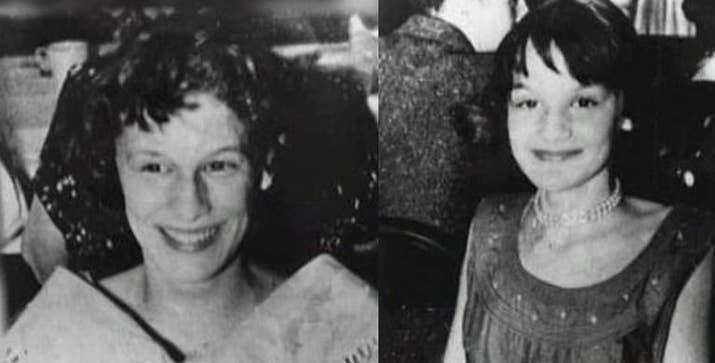 En diciembre de 1956, Barbara (15) y Patricia (13) fueron a ver la película de Elvis Love Me Tender en Chicago, pero nunca regresaron a casa. Fue uno de los casos más grandes de búsqueda de personas en la historia de Chicago (incluso Elvis suplicó su regreso). Se hallaron los cuerpos desnudos y sin vida un mes después, al borde de una carretera. Supuestamente, habían sido arrojados desde un auto.—Anna Kopsky