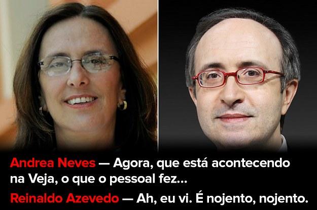 Resumo da bagaça: Reinaldo Azevedo virou o Jorge Kajuru dos colunistas políticos.
