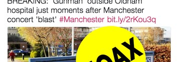 This Is Some Of The Fake News Circulating About The Manchester Arena Blast
