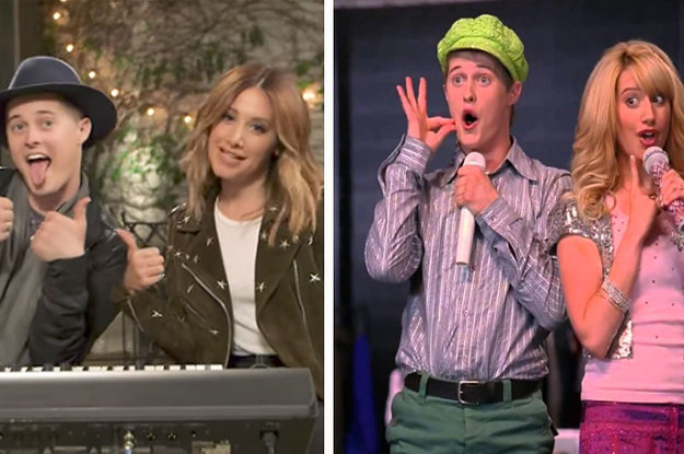 """OMG, Sharpay And Ryan Reunited To Sing """"What I've Been Looking For"""""""