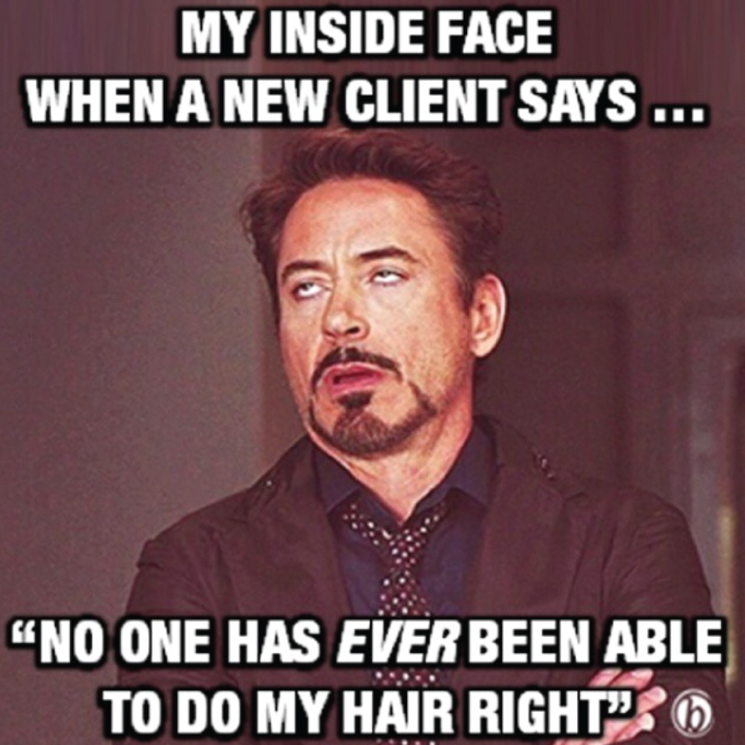 sub buzz 23956 1495594058 1?downsize=715 *&output format=auto&output quality=auto 60 memes that will keep hairdressers laughing for hours