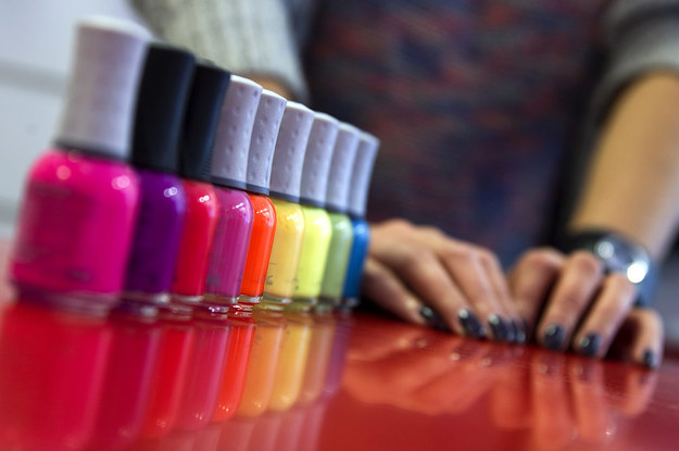 Can You Guess Which Nail Polish Color Is Real Or Just A Bad Pun I Made Up?
