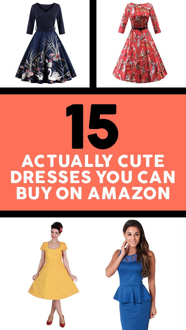 Heres What Dresses From Amazon Look Like On Non Models