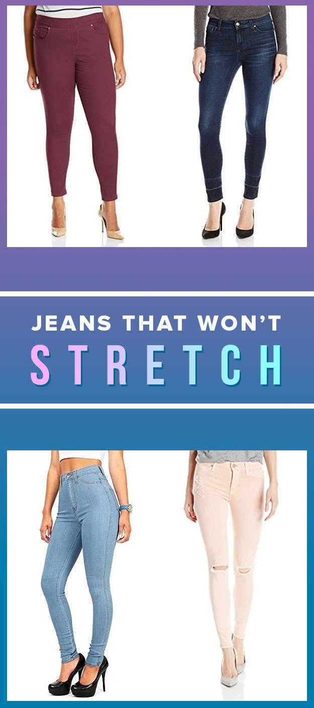 5b1b09eb8efc7 21 Amazing Pairs Of Jeans That Won t Stretch Out