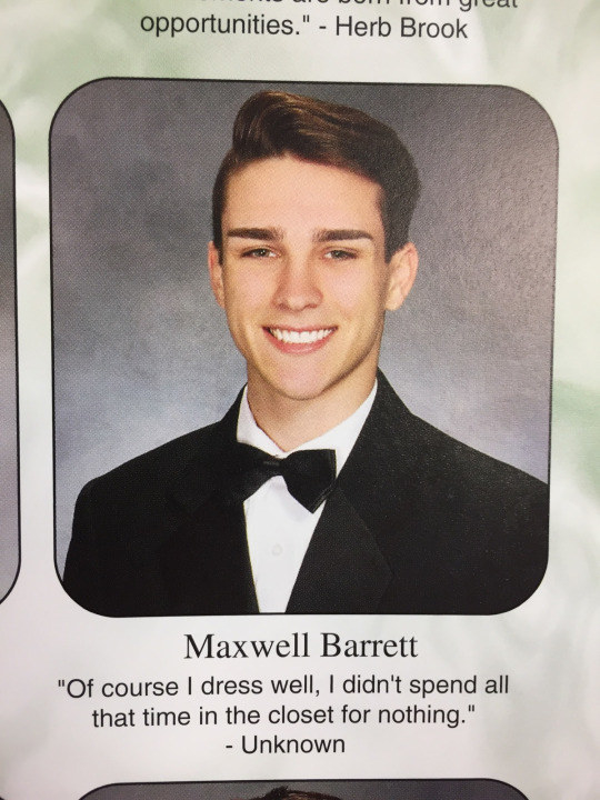 Senior quote ideas