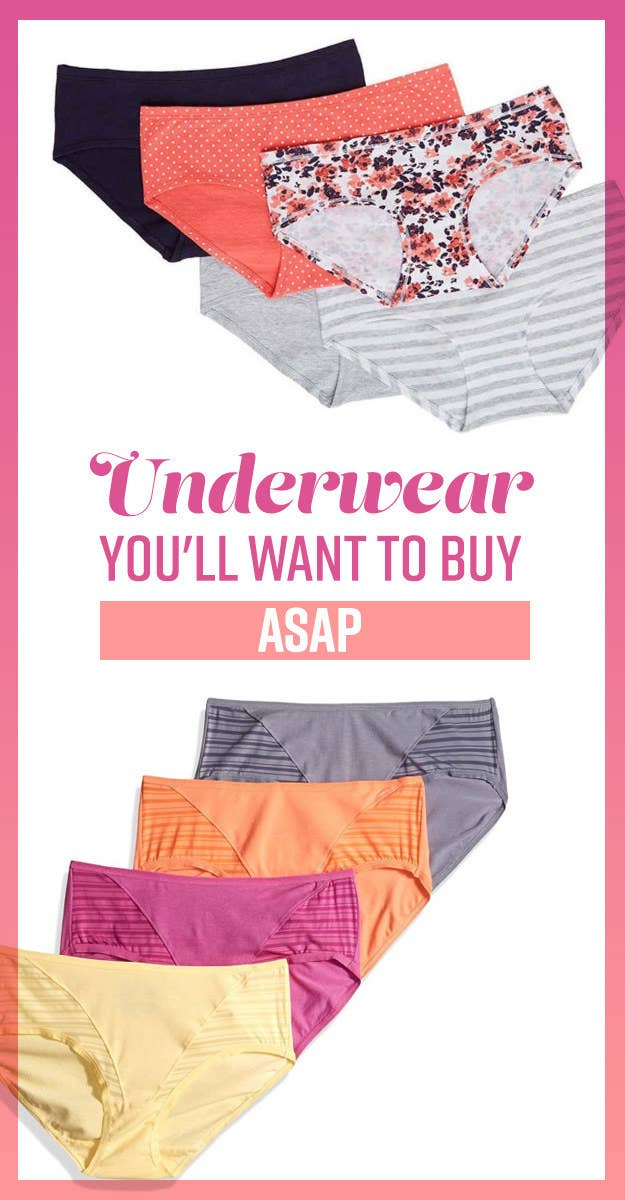 24e180b1ae83 21 Comfy And Cheap Pairs Of Underwear You'll Want To Buy ASAP
