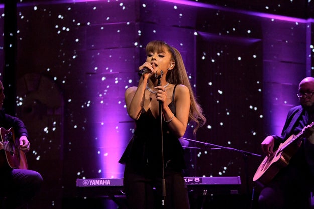 Ariana Grande is suspending her world tour through June 5 after the deadly terrorist bombing at her show in Manchester.