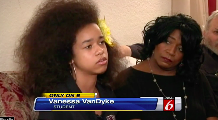 In 2013, 12-year-old Vanessa VanDyke told Local 6 that