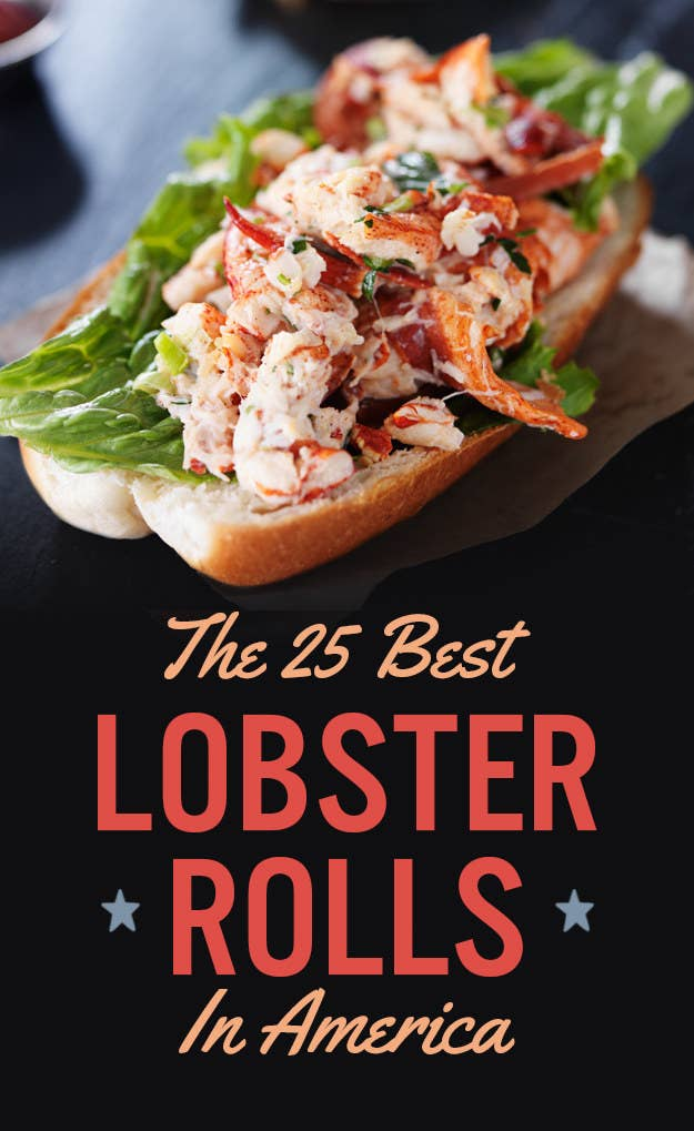 The Best Lobster Rolls In America According To Yelp