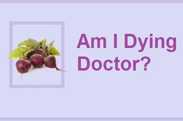 20 People Who Thought They Were Dying After They Ate Beets