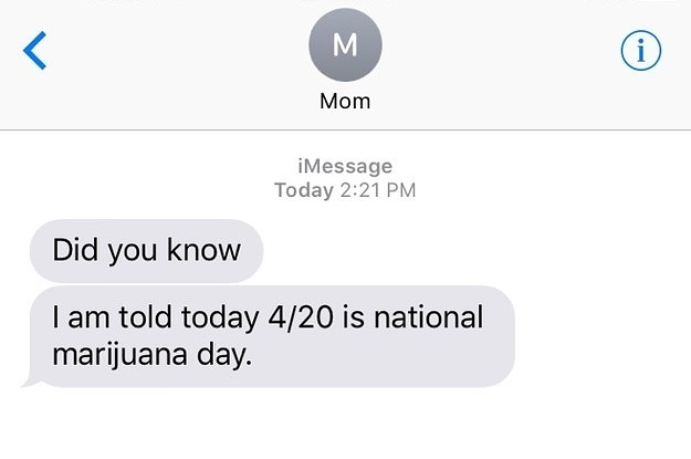 16 Hilarious Texts From Parents That Prove They're All Adorably Extra