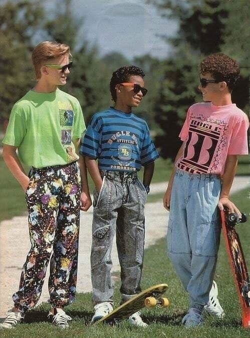 21 Times 90s Fashion Brands Went Way Way Too Far