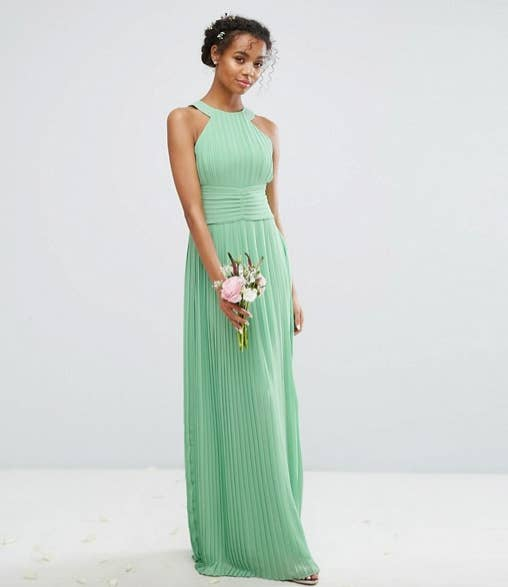 e79ab568af7 Would you wear this classic maxi dress on such a momentous day