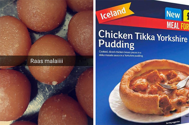 17 Food Pictures That Will Make Every Indian Person Cringe