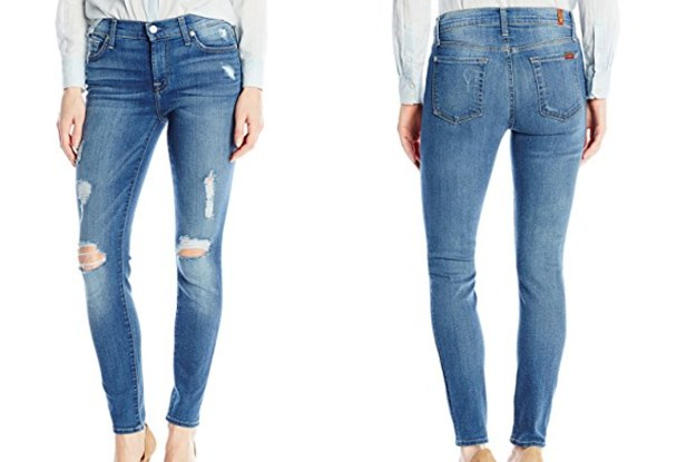 21 Amazing Pairs Of Jeans That Won't Stretch Out