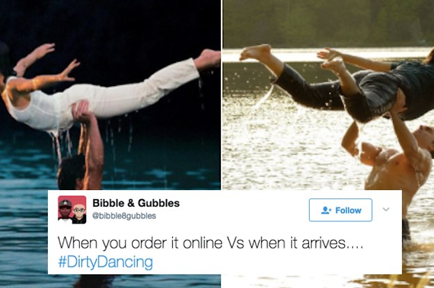 "People Brutally Roasted The ""Dirty Dancing"" Remake And It's Fucking Hilarious"