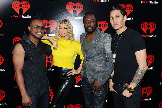 There's Some Juicy Drama Between Fergie And The Black Eyed Peas Right Now