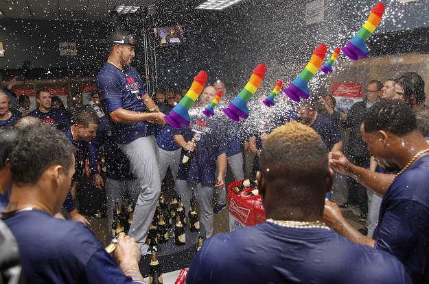 17 Times Baseball Proved To Be The Gayest Sport That Ever Existed
