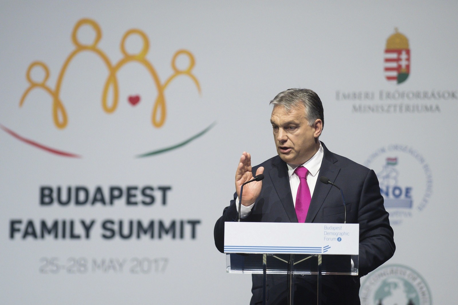 Hungarian Leader: Babies Are The Ultimate Weapon In The Fight Against Immigration