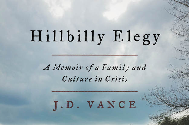 buzzfeed.com - Key Republicans Are Encouraging Hillbilly Elegy Author J.D. Vance To Run For Senate In Ohio