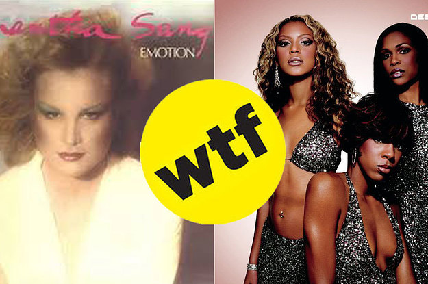 13 Super Famous Songs You Didn't Know Were Covers