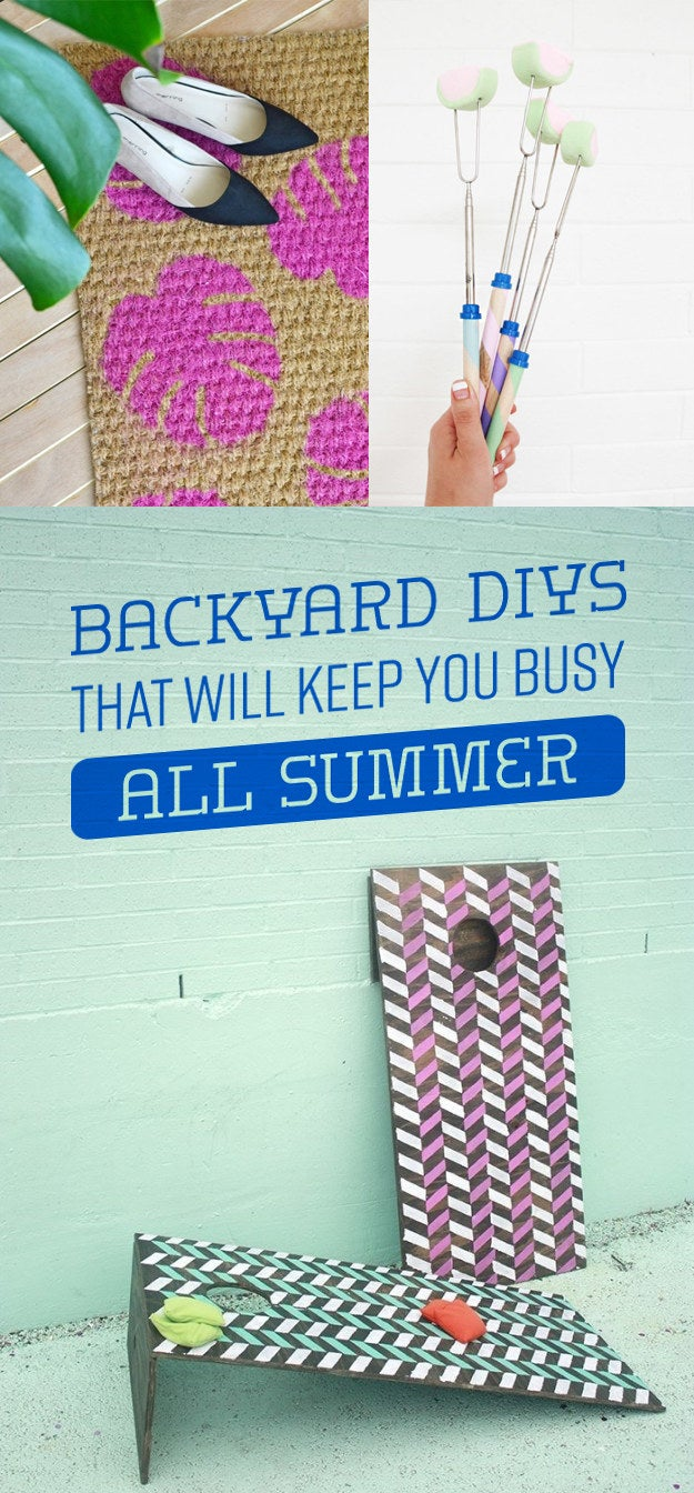 41 backyard diys that will make yours the coolest house on the block