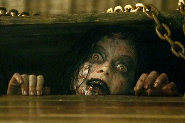 Un grupo de amigos se escapan unos días a una cabaña aislada en el bosque, sin imaginarse que dentro habita un espíritu maligno. Cuando una puerta que lleva al sótano se abre de repente, las cosas empiezan a tornarse aterradoras.