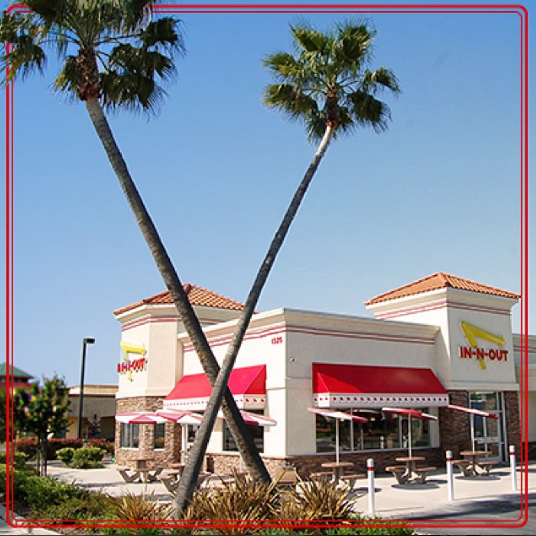 And you hate whenever a new state gets In-N-Out, because you kind of love that it's YOUR thing. It's special, not every state needs to have it!