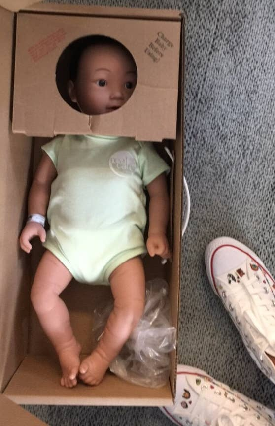 I Adopted A Baby Robot To See If I'm Ready To Be A Mom