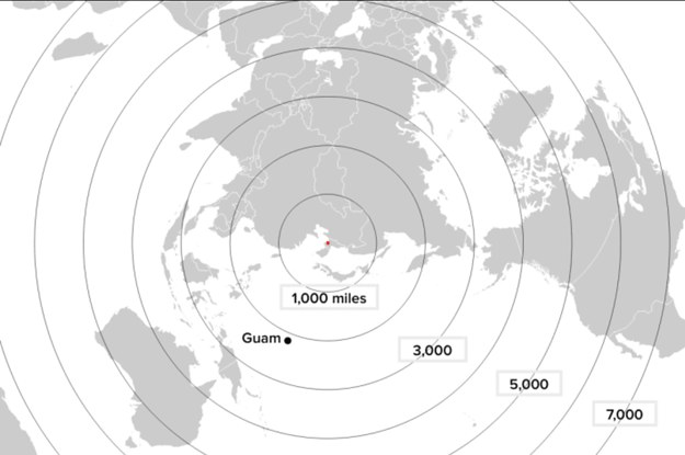 The US Will Test Blowing A North Korean Missile Out Of The Sky