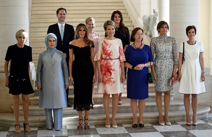 Is anyone else getting Real Housewives of NATO vibes? Andy Cohen, can we make this happen?