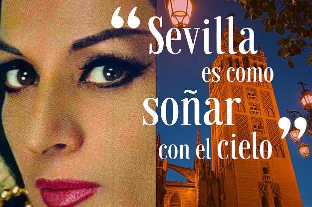 13 Frases Sobre Sevilla Para Que Los Sevillanos Presuman De