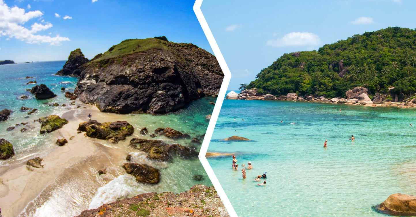Can You Tell The Difference Between Britain And The Most Beautiful Places In The World