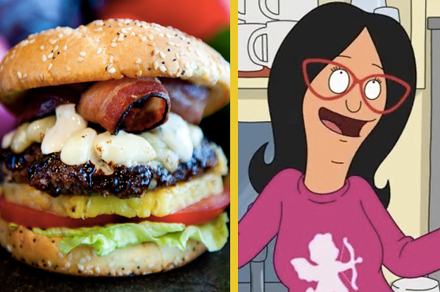 """Choose A Gourmet Burger And We'll Reveal Which """"Bob's Burgers"""" Character You Are"""