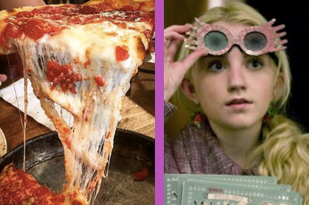 Build Your Dream Pizza And Learn Your True Hogwarts House