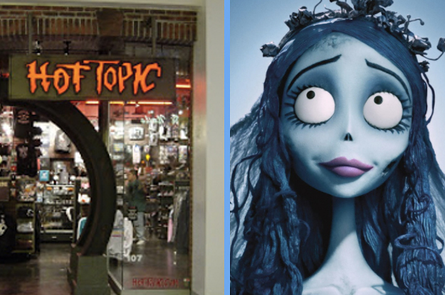 Shop At Hot Topic And We'll Guess Your Favorite Tim Burton Character