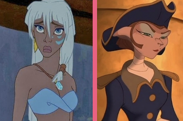13 Non-Princess Animated Heroines Who Are Way Too Freakin' Underrated