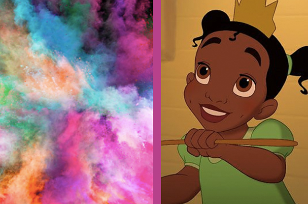 This Color Test Will Reveal What You Should Name Your Kid