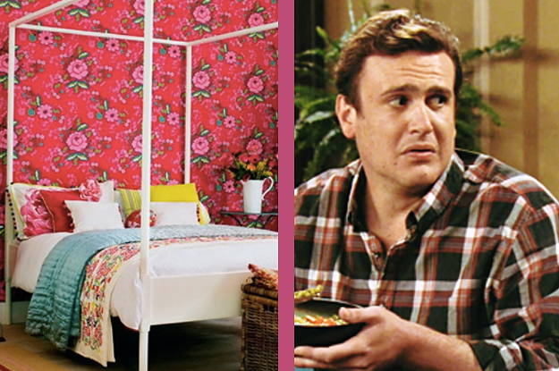 "Design Your Bedroom, Get A ""How I Met Your Mother"" Character"